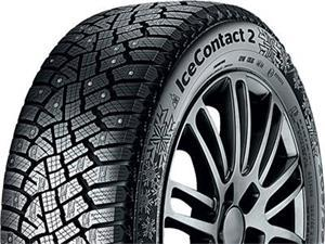 Nastarengas Continental IceContact2 195/65R15 95 T XL // dB(A)
