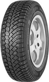 Nastarengas Continental IceContact 185/65R14 90 T XL // dB(A) DOT15