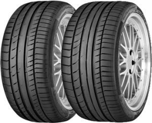 Kesärengas Continental SportCont5 295/35R21 103 Y C/A/74 dB(A)