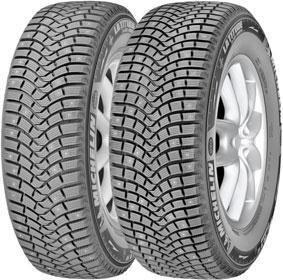 Nastarengas Michelin LAT X-ICE NORTH2 265/50R19 110 T XL // dB(A) DOT14