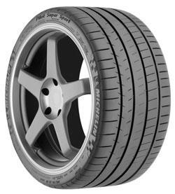 Kesärengas Michelin PILOT SUPER SPORT 245/35R20 95 Y E/A/71 dB(A) DOT18